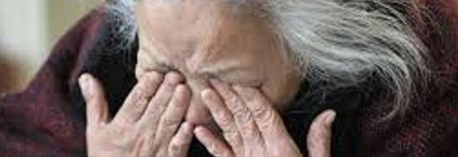Finto tecnico narcotizza 92enne e le ruba tutto quello che ha