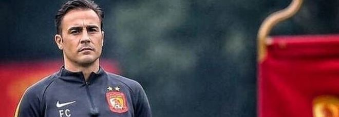 Cannavaro, dalla Cina con amore:  «Forza Carletto, sei tu l'anti-Juve»