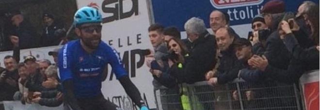 Trofeo Laigueglia, vittoria di Moreno Moser (nipote di Francesco) con la maglia della nazionale