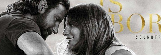 Lady Gaga e Bradley Cooper oggi al cinema in versione originale
