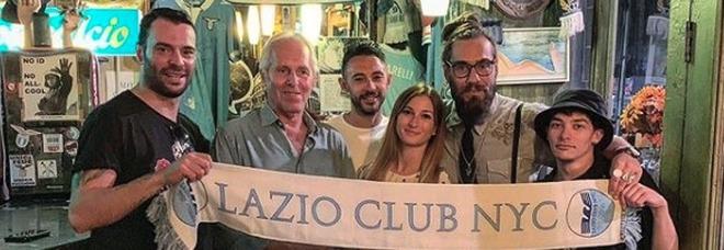 Gabriele Sandri, il papà visita il Lazio Club di New York: «Che onore, Gabbo uno di noi»