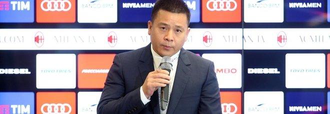 Milan, Li e i consiglieri cinesi  non si presentano: salta il Cda