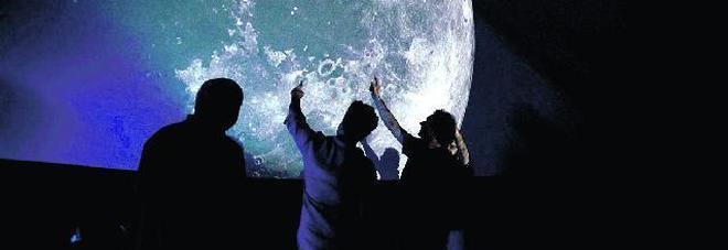 Il Planetario approda a San Lorenzo: fino a dicembre appuntamento all'Ex Dogana