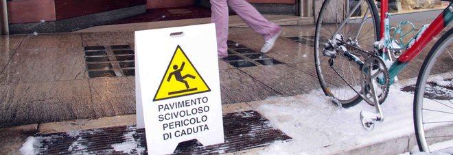 Meteo, temperature altalenanti ma nel weekend torna il freddo. Pericolo ghiaccio sulle strade