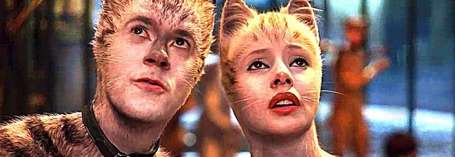 Gatti troppo umani: e Cats diventa un cult trash