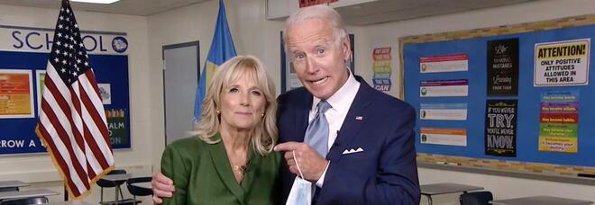 Joe Biden conquista la nomination democratica. La moglie Jill: «È l'uomo giusto»