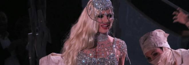 tale e Quale Show, Alessia Macari imita Lady Gaga
