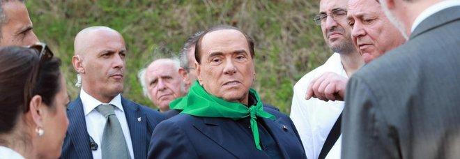 Berlusconi: M5S? Davanti a loro gente si sente come ebrei con Hitler
