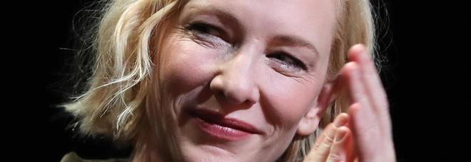 Cate Blanchett: «Produco una serie per dare voce a chi non ha futuro»