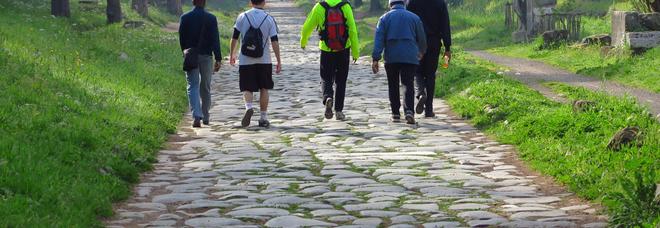 Francigena del Sud: a piedi nelle meraviglie del Lazio