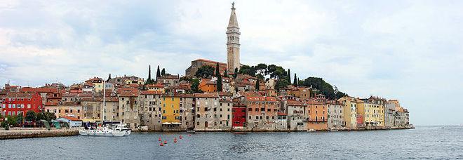 Rovigno: un pezzo di Venezia sull'altra sponda dell'Adriatico