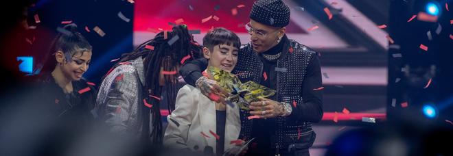 X Factor 2019, finale: Sfera Ebbasta e l'augurio per Sofia «Non vedo l'ora di condividere la classifica con te»
