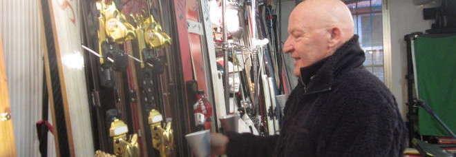 Fabbrica di sci fra  le calli di Venezia:  «Nascono dal legno  delle gondole»