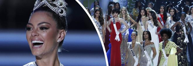 Miss Universo 2017, vince la 22enne sudafricana Demi-Leigh
