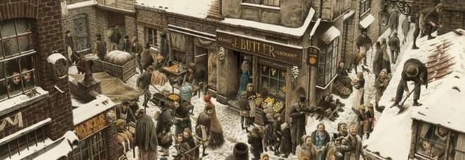 Canto di Natale, la favola di Dickens rivive al Teatro SalaUno