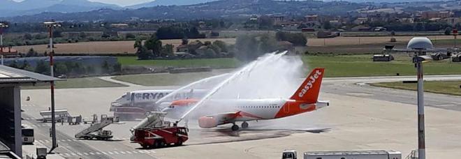 Inghilterra più vicina: partito il primo volo di EasyJet diretto a Londra