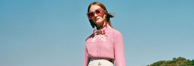 Unskilled Worker: l'arte incontra il fashion nella collezione Gucci