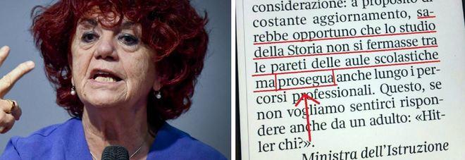 La ministra dell'Istruzione Fedeli scrive una lettera al giornale ma scivola sul congiuntivo, frecciate sui social