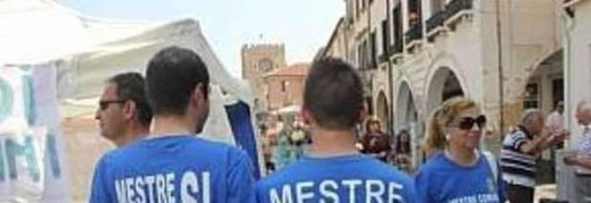 Sì al referendum per la separazione  Venezia-Mestre: si voterà in maggio