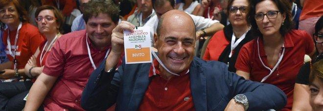 Zingaretti: «Io candidato alla segreteria. Renzi non ascolta»
