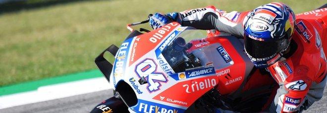 La Ducati di Andrea Dovizioso