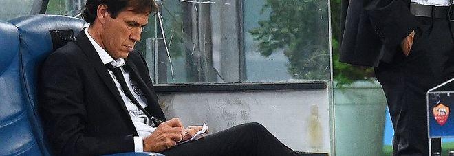 De Boer, la panchina è a rischio: spunta Garcia