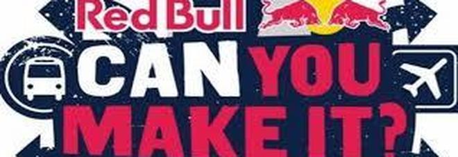 Girare l'Europa senza soldi e solo con le lattine: è la nuova sfida Red Bull