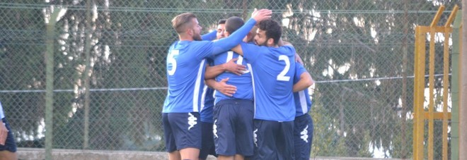Un lampo di Alonzi per l'Albalonga Monterosi eliminato dalla Coppa