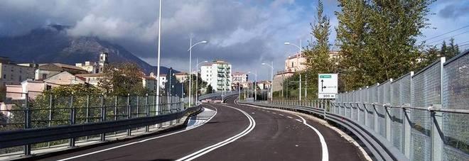 Il nuovo viadotto