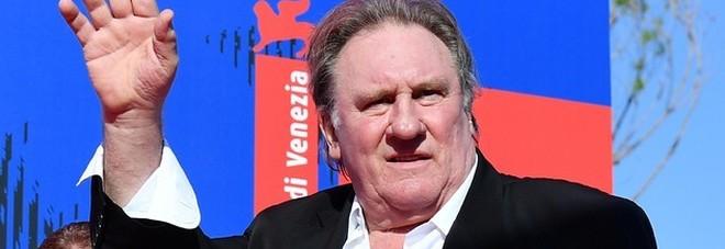 Gerard Depardieu indagato per stupro: la vittima è un'attrice di vent'anni