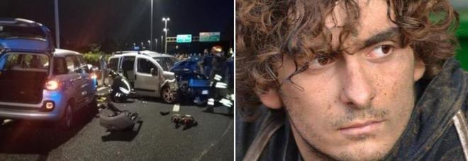 Roma, schianto sul Gra: Giammarco muore sul colpo a 24 anni dopo aver accettato un passaggio