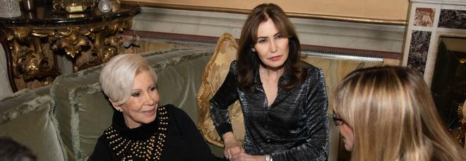 Natale glamour a Palazzo Ruspoli fra bollicine, arte e Anna Fendi