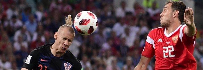 Finisce il sogno della Russia, Croazia avanti: sfida all'Inghilterra