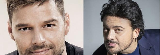 Amici18, Vittorio Grigolo attacca Umberto e Rafael, Ricky Martin sbotta: «Critichi solo perché devi criticare»
