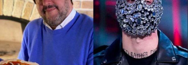 Matteo Salvini tuona contro Sanremo: «Hanno già deciso chi ha vinto»