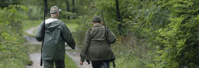 """Multe a chi disturba i cacciatori  """"Il governo blocca la """"legge Berlato"""""""