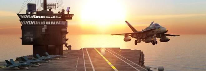 Aereo della Marina americana precipita nel Pacifico: 11 persone a bordo