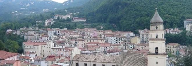 Campagna- foto del centro storico