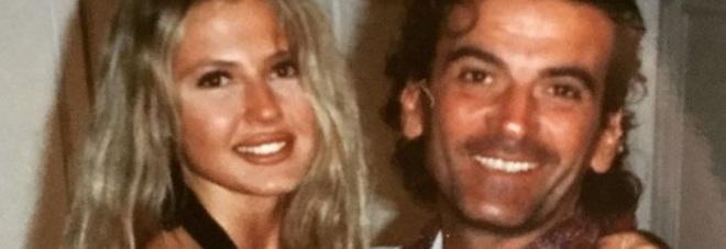 Nathaly Caldonazzo, la tenera foto con Massimo Troisi: «Grande amore»