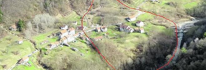 Un milione e mezzo dalla Regione  per le gravi frane in Alpago