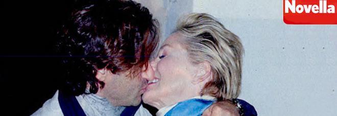 Sharon Stone e il nuovo fidanzato Angelo Boffa