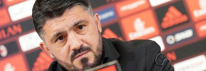 Milan, Gattuso:  «Voglio una squadra che sappia soffrire. Per noi vincere sarà fondamentale»