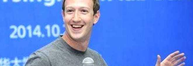 Mark Zuckerberg sempre più ricco, ora è al terzo posto nel mondo