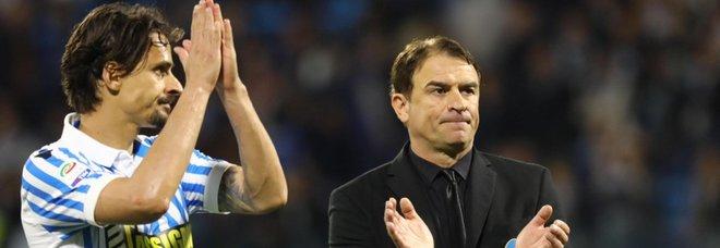 Spal, Semplici spera nel Liverpool:  «Spero che la Roma sia distratta»
