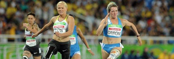 """Paralimpiadi, Martina Caironi è oro ma piange al traguardo: """"Stavo per perdere la protesi"""""""