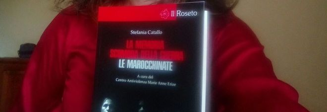 Stefania Catallo autrice del libro
