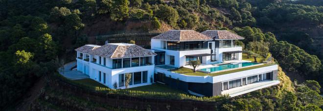 La villa delle vacanze di Cristiano Ronaldo