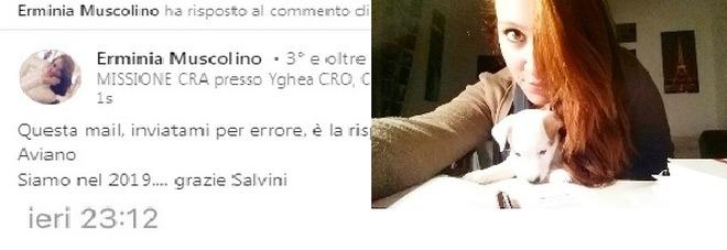 Biologa rifiutata con mail offensiva:  «Non prendiamo una da Palermo»