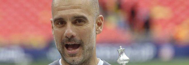 Stampa inglese: Guardiola resta ancora una stagione al City poi lo stop di un anno