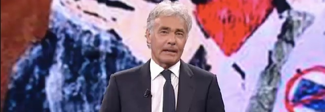 Non è l'Arena: Pamela Prati ospite da Massimo Giletti per la prima puntata